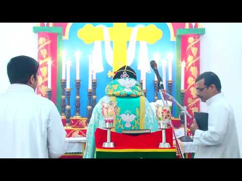 Holy Mass By H.G. Alias Mor Euliose Methrapolitha at Beseliose Chapel Kozhippilly_Inchoor Church