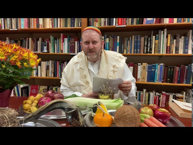 Rabbi's Sermon: Rosh Hashanah Day 1