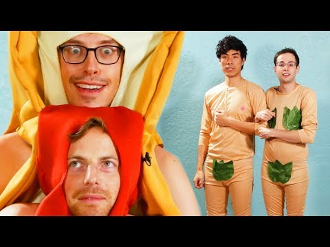 download The Try Guys Try Cringey Couples Halloween Costumes