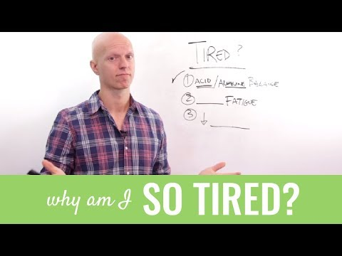 Why Am I So Tired? (3 Odd Reasons)
