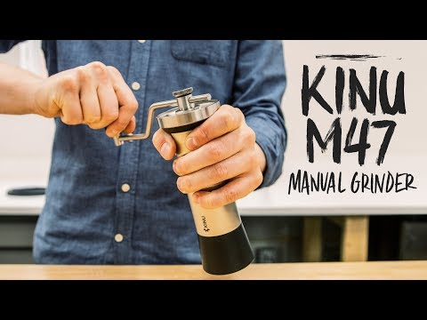 Kinu M47 Manual Coffee and Espresso Grinder Overview
