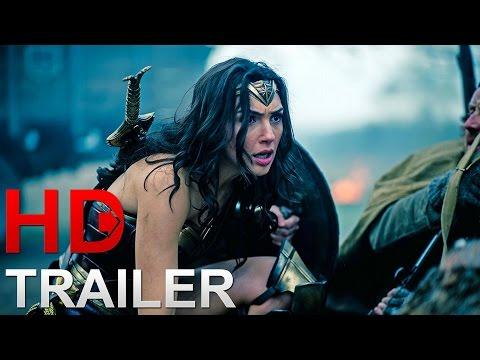 Wonder Woman - Trailer HD - 2017