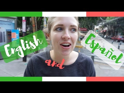 A Gringa Speaks Spanish with Strangers // La Güera Habla con Extraños (Español and English)