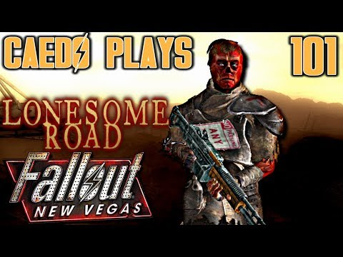 """Excuse Me Sir?"" - Caedo Plays Fallout: New Vegas #101 - Lonesome Road (Buckaroo Build) thumbnail"