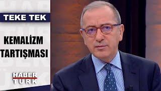 Kemalizm ve Atatürkçülük farklı mı; Kemalizm nedir, ne değildir? | Teke Tek - 7 Ocak 2020
