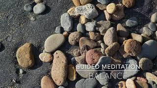 BALANCE: 5 Minute Guided Meditation | A.G.A.P.E. Wellness