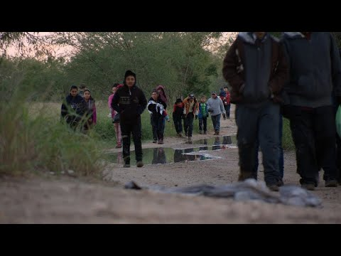 60 Minutes on the border