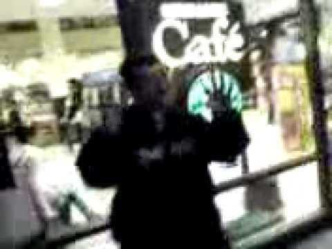 Johnny Mac Dancing at Menlo Park Mall