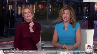 """NBC """"Today"""" Anchor Savannah Guthrie's Dress is On Backward"""