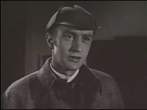 SHERLOCK HOLMES / The Case of Harry Crocker / 1954