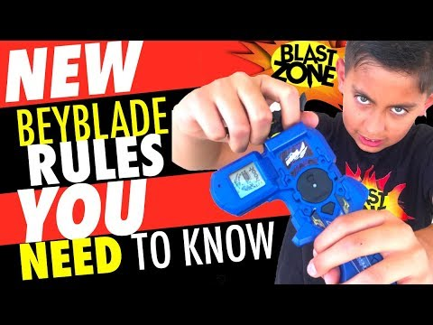 New Beyblade Burst Rules You Need to Know!  World Beyblade Organization Tournament - Beyblade Battle