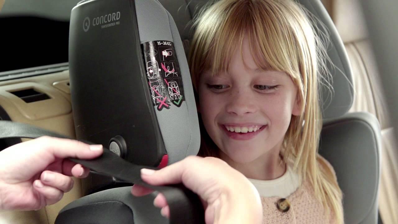 Автокресло Concord Transformer Pro