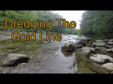 On The River: Dredging The Gold Line