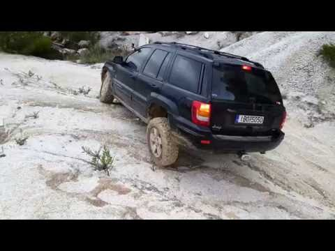 Extreme Off-Roading in Greece