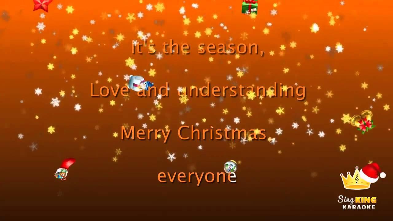 Shakin' Stevens - Merry Christmas Everyone (Karaoke ...