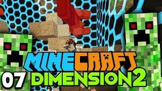 Das CREEPER-KATAPULT ☆ Minecraft DIMENSION 2 #7