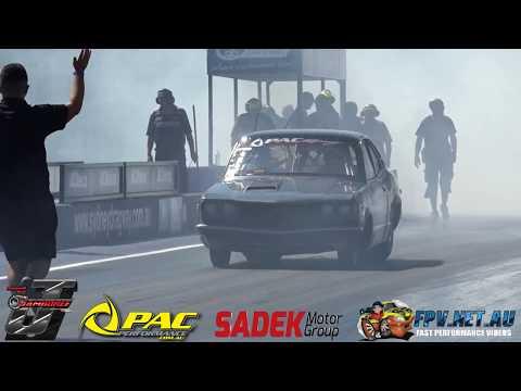 SADEK MOTOR GROUP RX3'S IN ACTION AT SYDNEY JAMBOREE