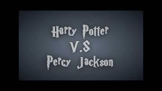 Repeat youtube video Harry Potter Vs Percy Jackson