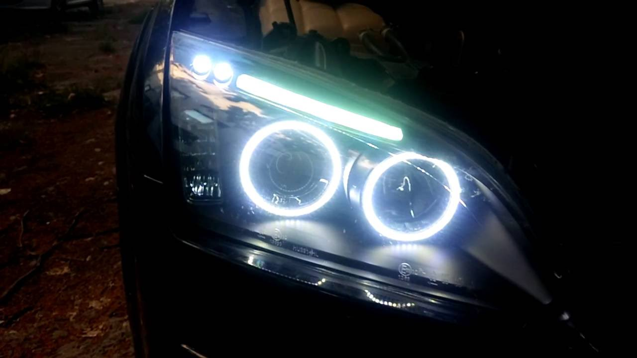 Angel Eyes Ford Focus 1