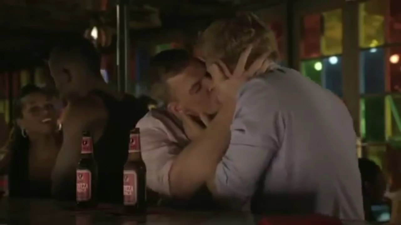 Trevor donovan gay kiss