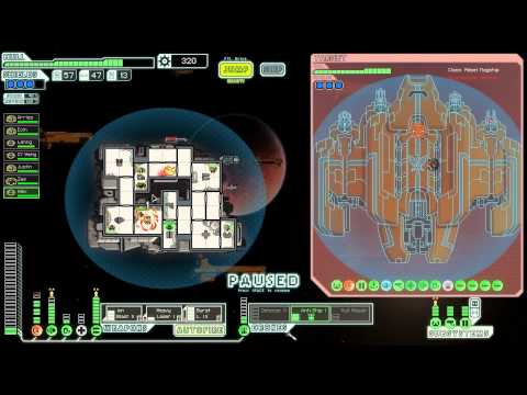 FTL: Faster Than Light The last sector and final BOSS