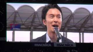 2016年7月23日 川崎フロンターレ VS FC東京 at 等々力陸上競技場 多摩川...