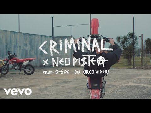 Neo Pistea - Criminal (Official Video)