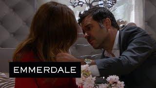 Download Emmerdale Megan Kisses Graham Who Instantly Kisses