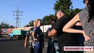 Видео Новости-N: На Херсонском кольце в Николаеве