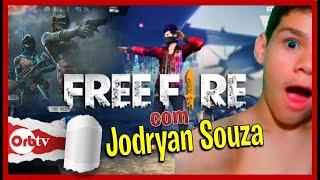 Jogando Free Fire com o Jodryan | OrbTV
