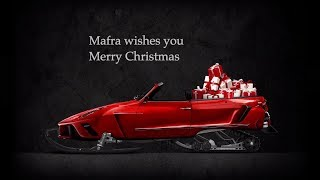 Mafra wishes you a shiny and bright Christmas and a happy new year