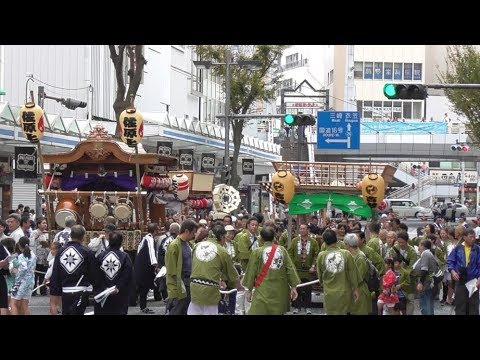 横須賀 みこし パレード 2019