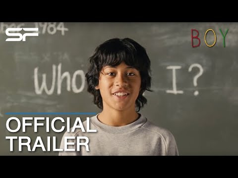 BOY | Official Trailer (New Zealand Film Festival 2018)