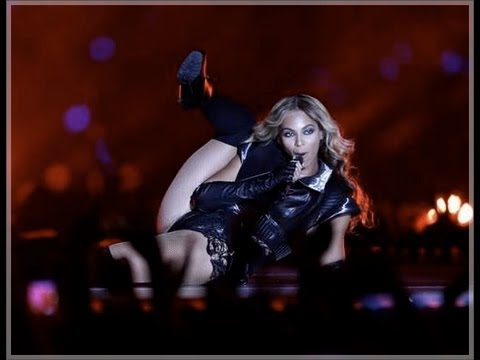 Superstar Beyonce Illuminati Ritual At 2013 Super Bowl ...