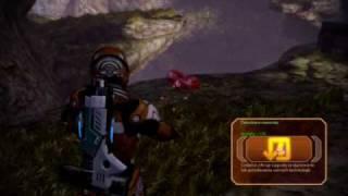 Mass Effect 2 - Vanguard gameplay