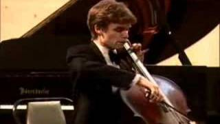 Bach cello suite 5 in c minor BWV 1011 by Nicolas Deletaille