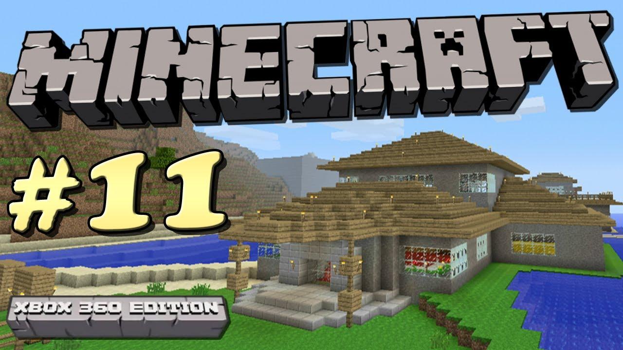 Lets Play Minecraft Xbox Vorraum YouTube - Minecraft spieletipps xbox 360