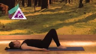 Yoga - Supta Baddhakonasana