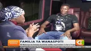 Nipashe Wikendi na  Victor Wanyama, McDonald Mariga