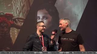 A Plague Tale: Innocence E3 2018 Interview with David Dedeine