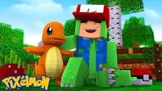 PIXELMON - OUR BRAND NEW POKEMON ADVENTURE #1