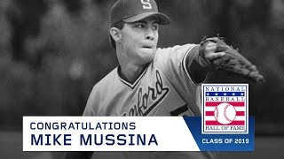 Stanford's own Mike Mussina is a member of the Major League Baseball Hall of Fame