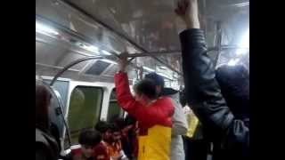 Nevizade Geceleri Metroda