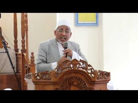Dr Habib Ahmad Al-Kaff : Dan MONAS pun MENANGIS