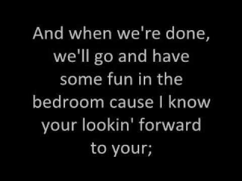 Jamie Foxx - Weekend Lover (Lyrics on Screen.]