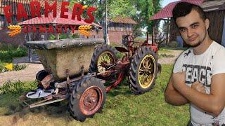 Farmer's Dynasty #8 Siewka, Przyczepka, Pomoc Kobiecie w sprawach miłosnych! MafiaSolecTeam