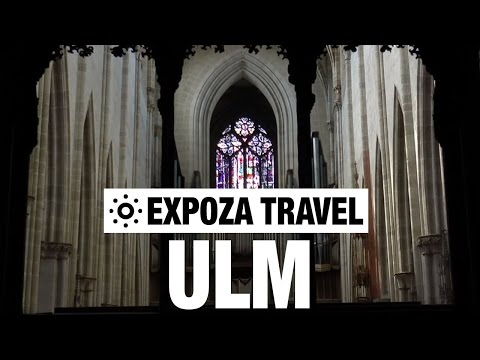 Ulm (Germany) Vacation Travel Video Guide
