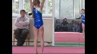 Спортивная гимнастика дети (часть 3).