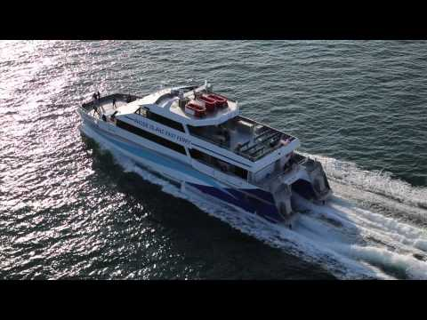 Gladding-Hearn Fast Ferry: Ava Pearl
