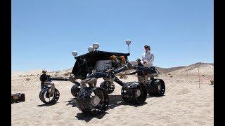 Селфи на МАРСЕ?? Марсоход Curiosity сделал панораму  на Марсе